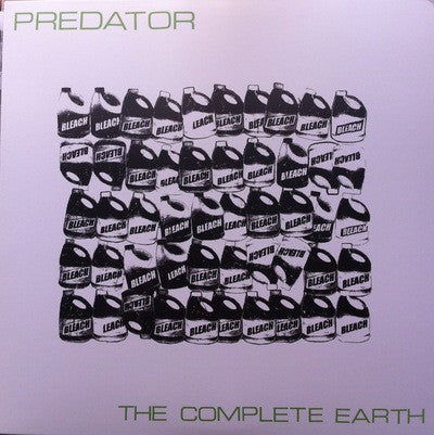 Predator - The Complete Earth LP