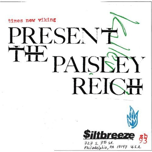 Times New Viking - Present The Paisley Reich  - LP - Used
