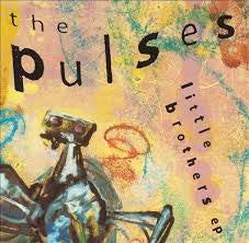 Pulses - Little Brothers CD-EP