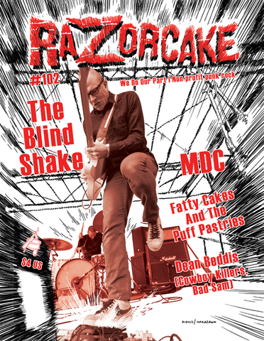 Razorcake Issue 102