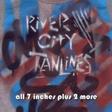 River City Tanlines - All 7 Inches Plus 2 More CD