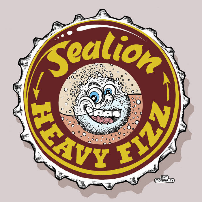 Sealion - Heavy Fizz LP