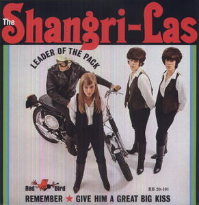 Shangri-Las, The - Leader Of The Pack LP