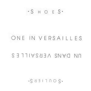 Shoes - One In Versailles - New LP