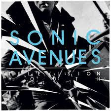 Sonic Avenues - Television Youth CD
