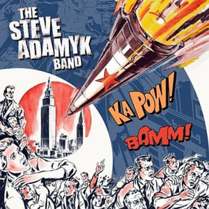 Adamyk Band, The Steve - s/t - New LP