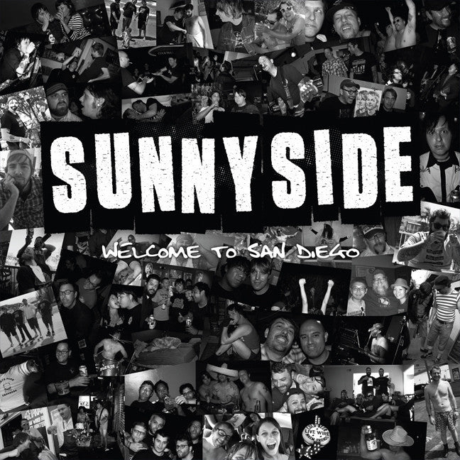 Sunnyside - Welcome To San Diego LP