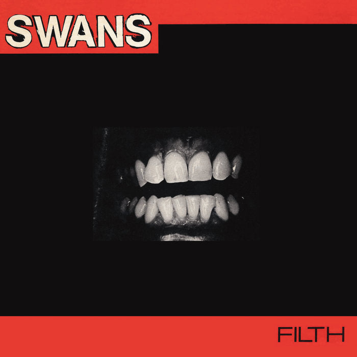 Swans ‎– Filth - Used LP
