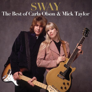 Carla Olson & Mick Taylor -Sway [RED VINYL]  - New LP