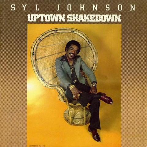 Johnson, Syl – Uptown Shakedown – New LP