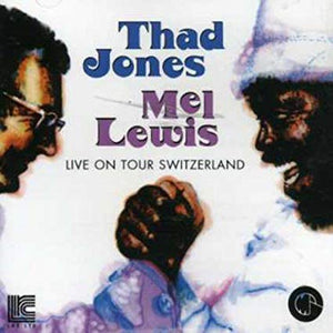 Jones, Thad / Mel Lewis - Live on Tour Switzerland - New LP