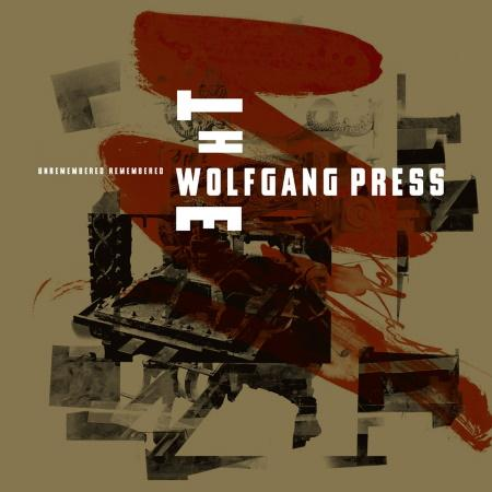 Wolfgang Press, The – Unremembered Remembered [RSD Red Vinyl] - New LP