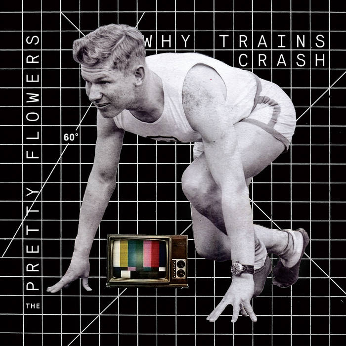 The Pretty Flowers - Why Trains Crash - LP
