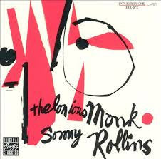 Monk, Thelonious and Sonny Rollins - The Prestige Sessions LP