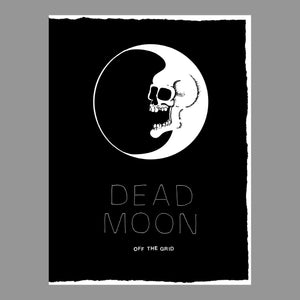 Dead Moon - Off the Grid [IMPORT] - New book