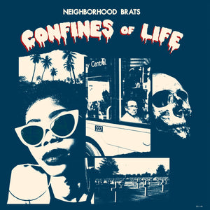 Neighborhood Brats - Confines of Life [PREORDER] – New LP