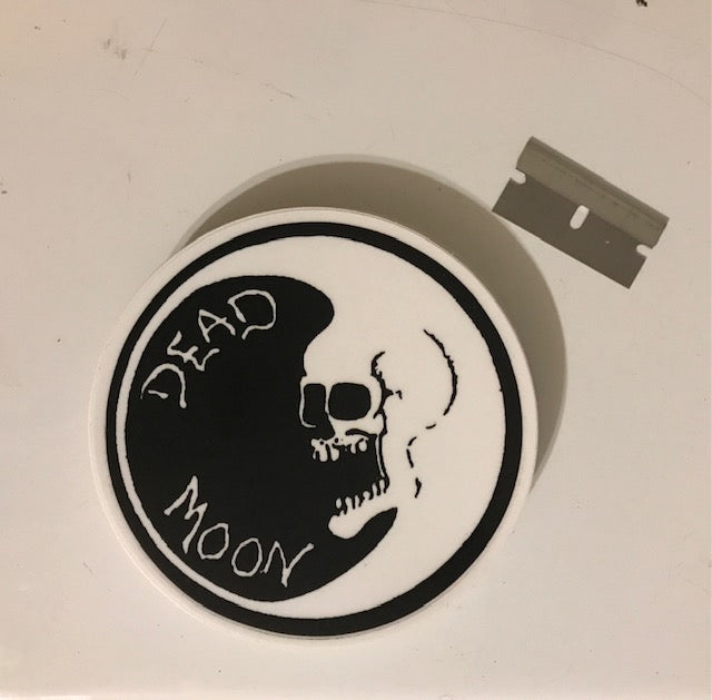 Dead Moon - sticker