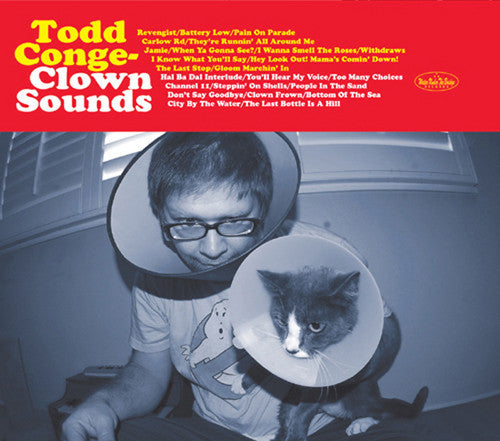 Congelliere, Todd - Clown Sounds LP