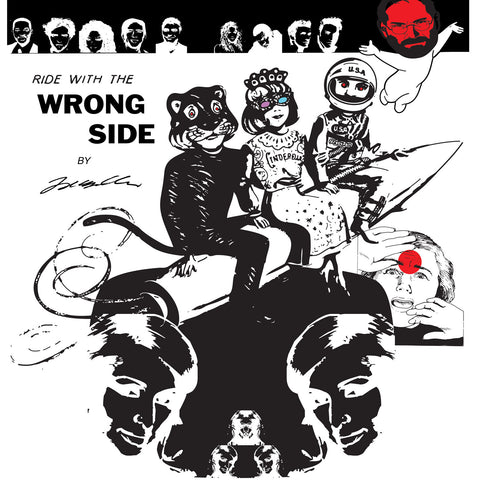 Congelliere, Todd - Wrong Side LP