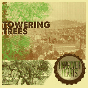 Towering Trees - Hangover Hearts LP