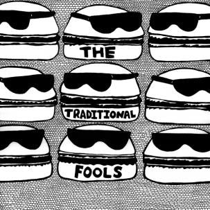 Traditional Fools - s/t LP