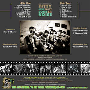 Titty Twister – Gimmie Some Noise – New LP