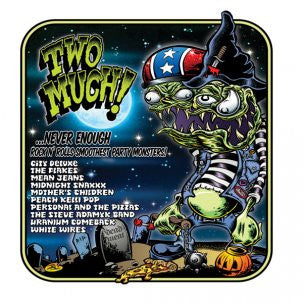 Various Artists - Two Much! Never Enough LP