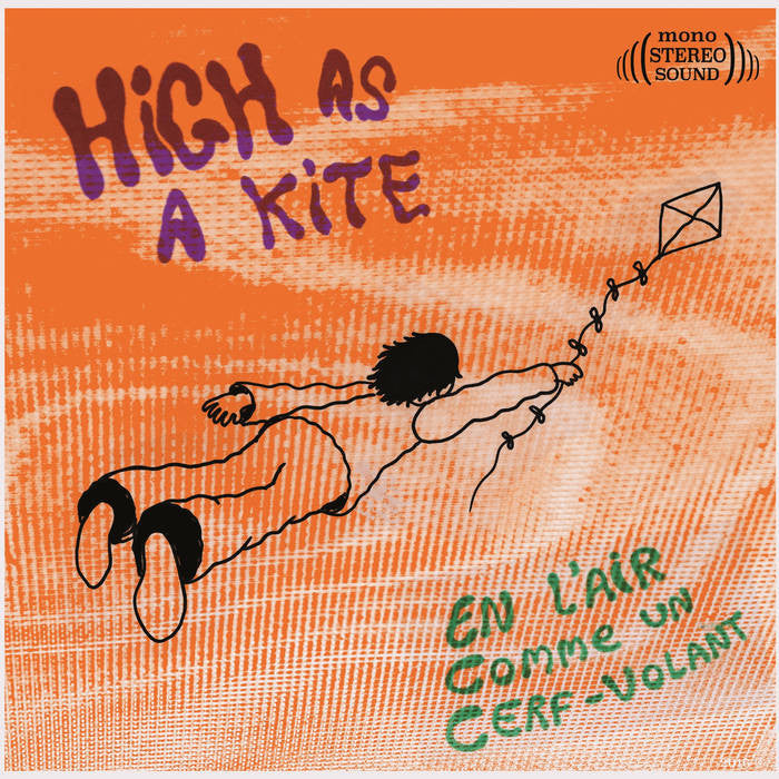 Uncle Phil - High As A Kite 7""