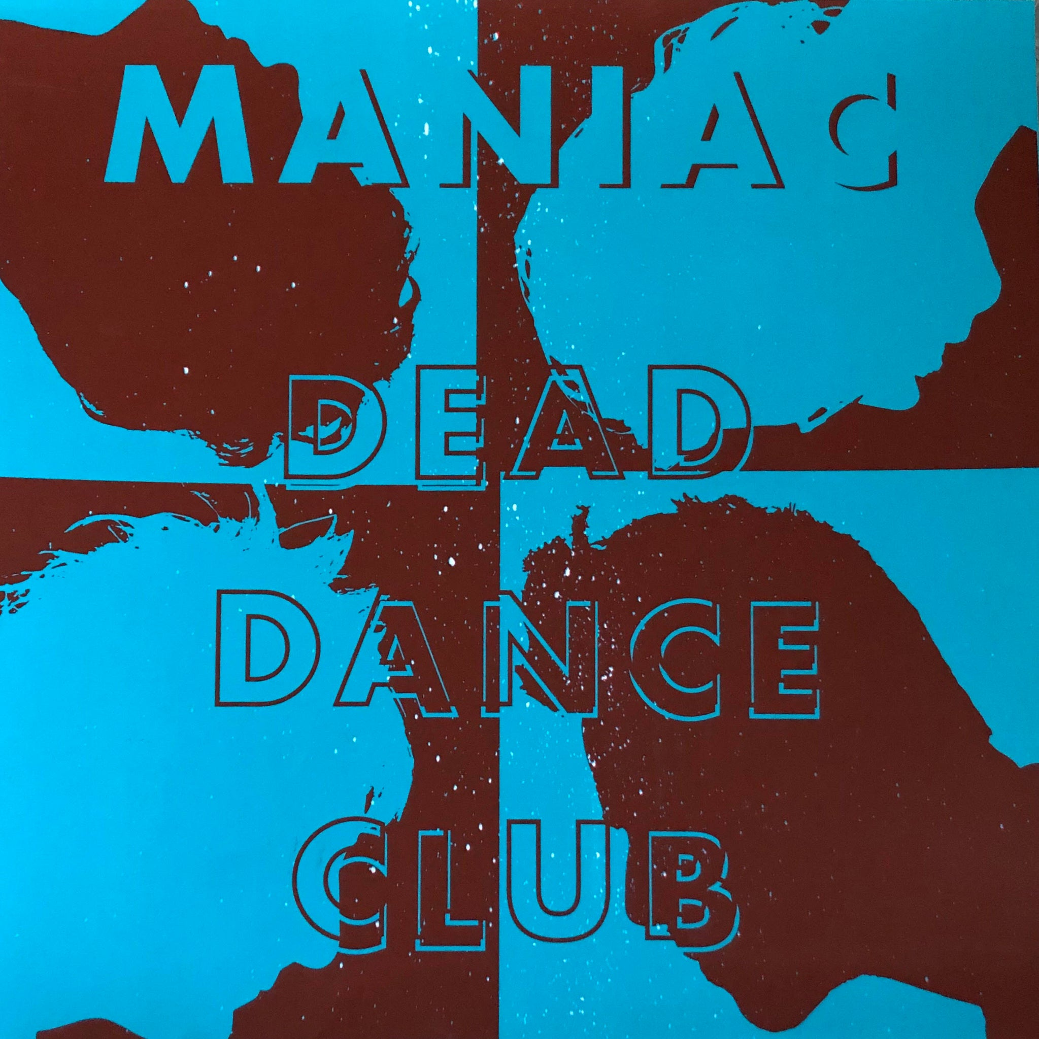 Maniac - Dead Dance Club (European Tour Special Edition) - LP