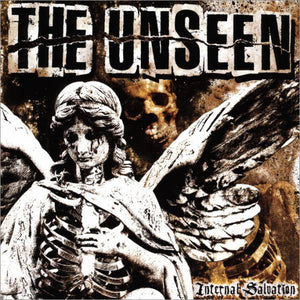 The Unseen ‎– Internal Salvation – New CD