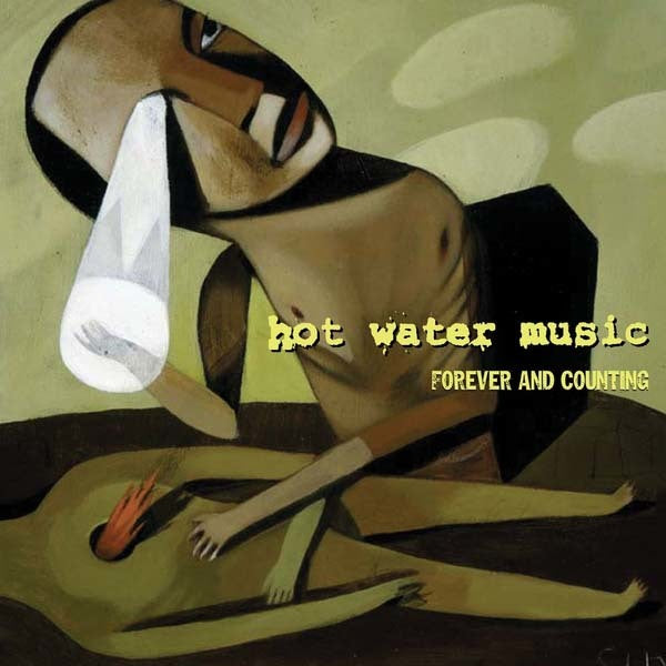 Hot Water Music - Forever and Counting - LP