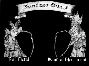 Various Artists - Fantasy Quest 7""