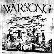 Warsong - Ancient Times LP