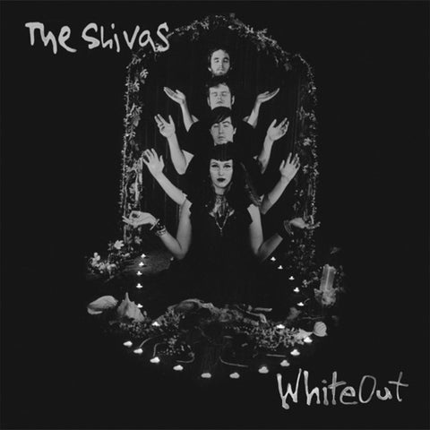 Shivas, The - White Out – New LP