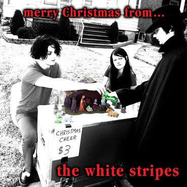 White Stripes, The - Merry Christmas From The White Stripes 7""
