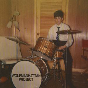 "Wolfmanhattan Project – ""Smells Like You"" / ""You Are My Glue"" – Used 7"""