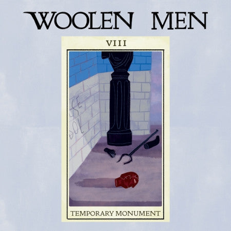 Woolen Men - Temporary Monument LP