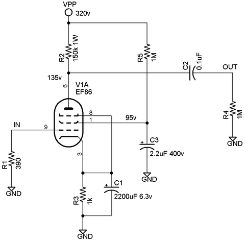 ef86 schematic for wiring car wiring diagrams explained u2022 rh ethermag co Wiring Schematics for Directional LED System Wiring Schematics for Directional LED System