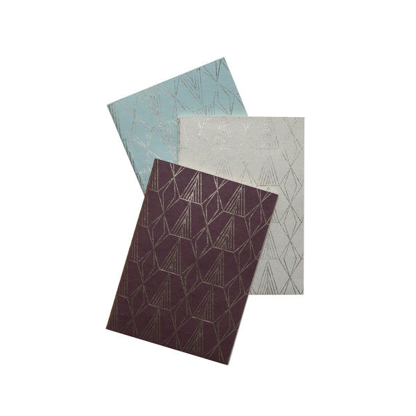 Geometric Journals: Set of Three