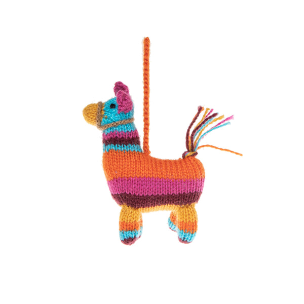 Party Animal Knit Ornaments