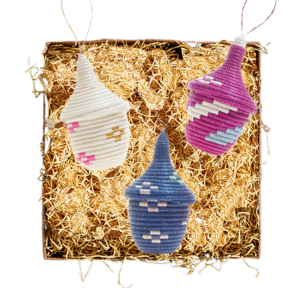 Peace Ornament Gift Set