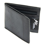 Recycled Tire Wallet For Men Handmade in Cambodia | Global Goods Partners Women Artisan Handcrafts Meaningful Gift Guys Unique Design