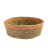 Blush Handwoven Swazi Basket