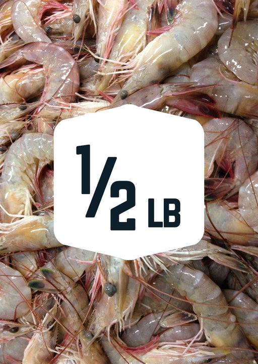 1/2 lb Frozen Shrimp