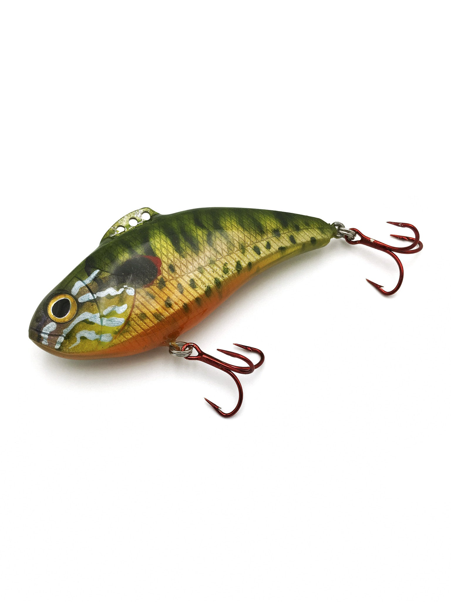 Red Ear Sunfish Bulls Eye Crank Jr