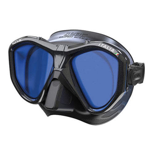 Seac Sub Mask Italica With Mirror Lenses