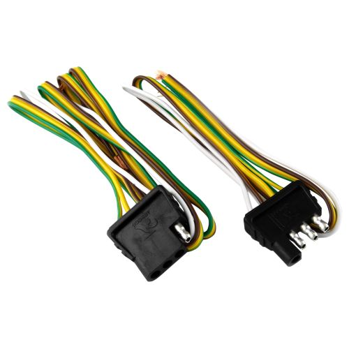5-Way Trailer/Car Wiring Harnesses - Marpac