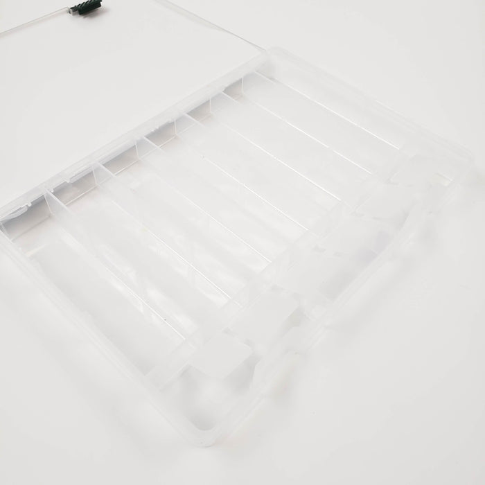 Transparent Tackle Box Organizer - VENSE