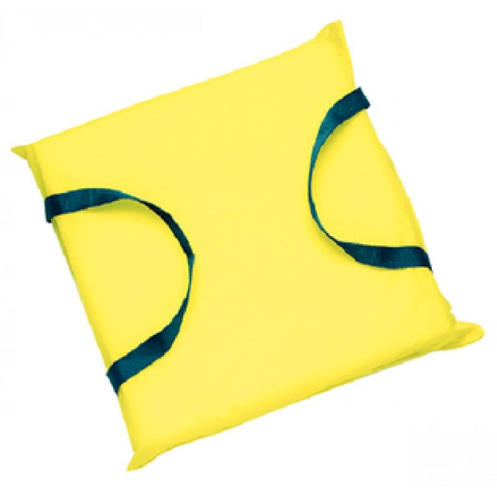 Yellow Clothback Foam Cushion