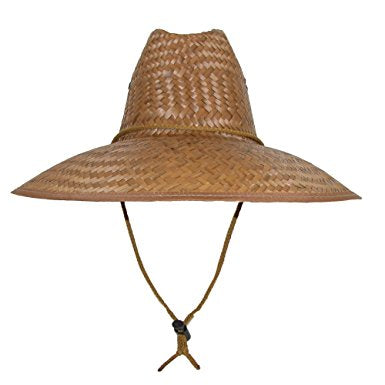 Men's Straw Sun Hat